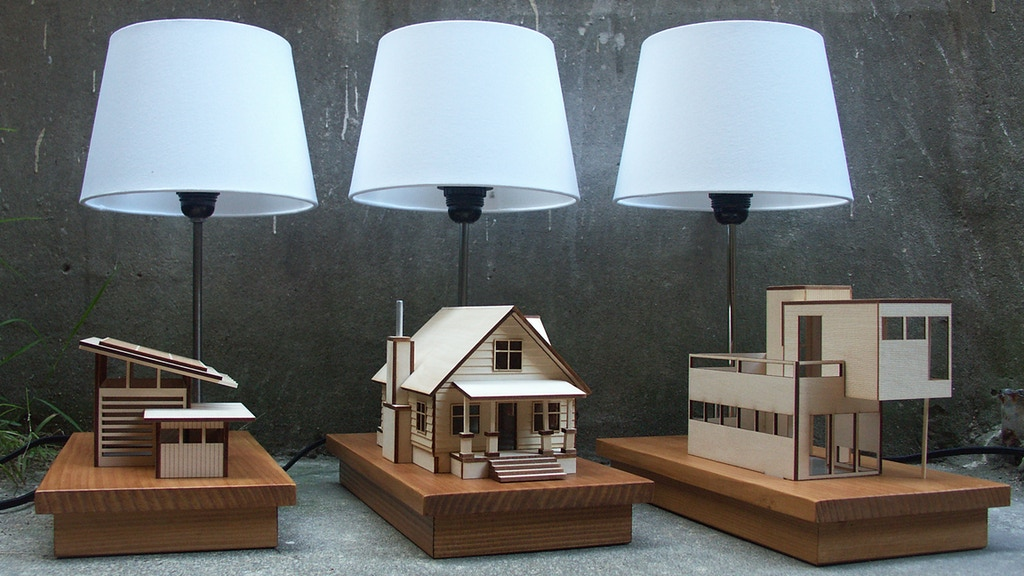 House-Lamp project video thumbnail