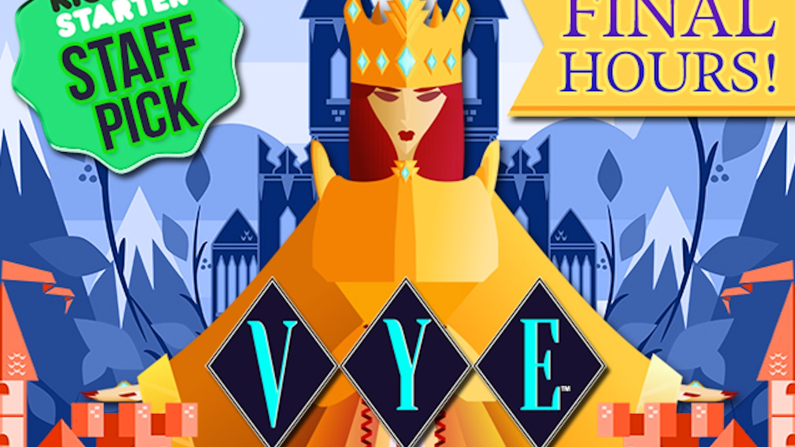 Vye for control of the kingdom in this beautifully illustrated, strategy card game for 2 - 5 players.