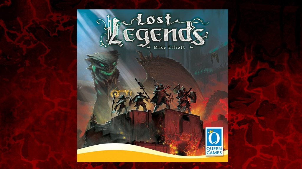 Lost Legends project video thumbnail