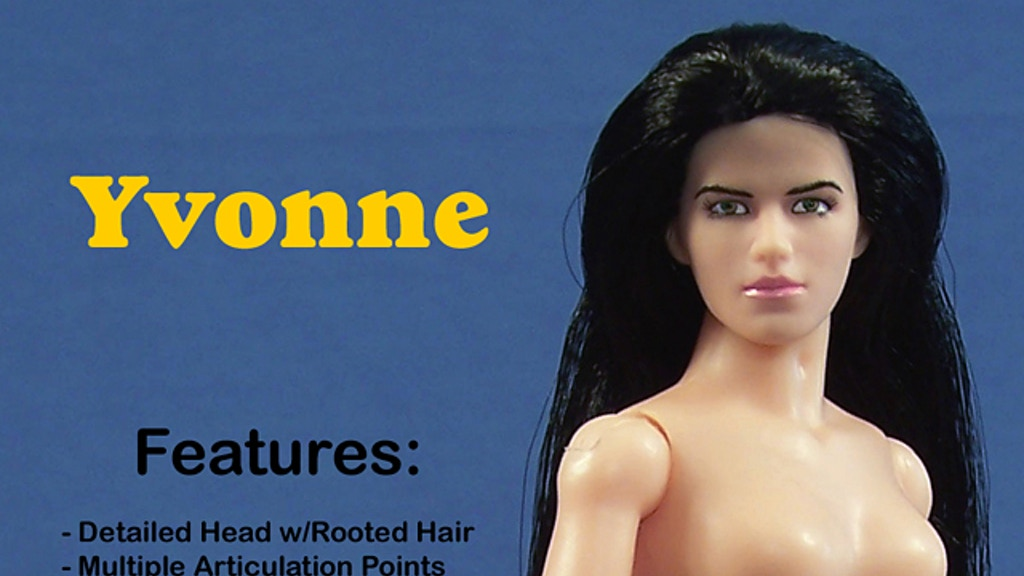 Project image for Humanoid 8.0 Yvonne Action Figure