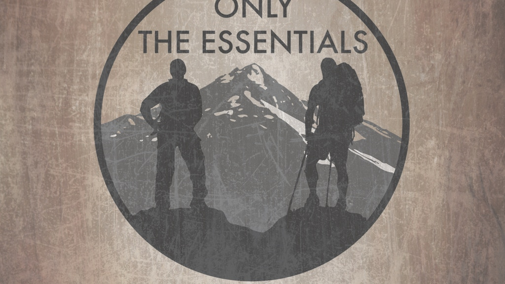 Only the Essentials: 2650 Miles on the Pacific Crest Trail project video thumbnail