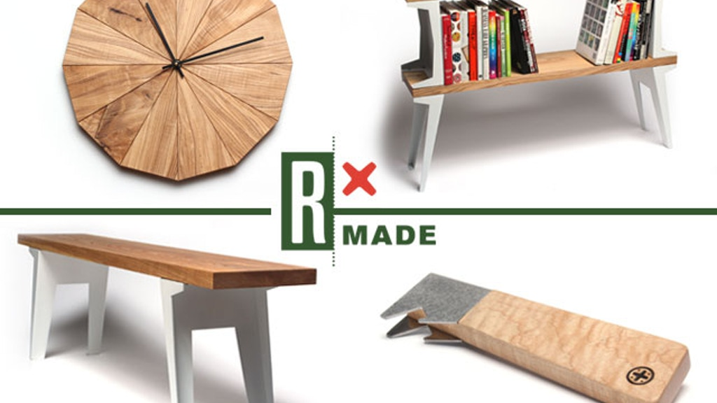Designed for RX Made: Upcycled Product Launch project video thumbnail