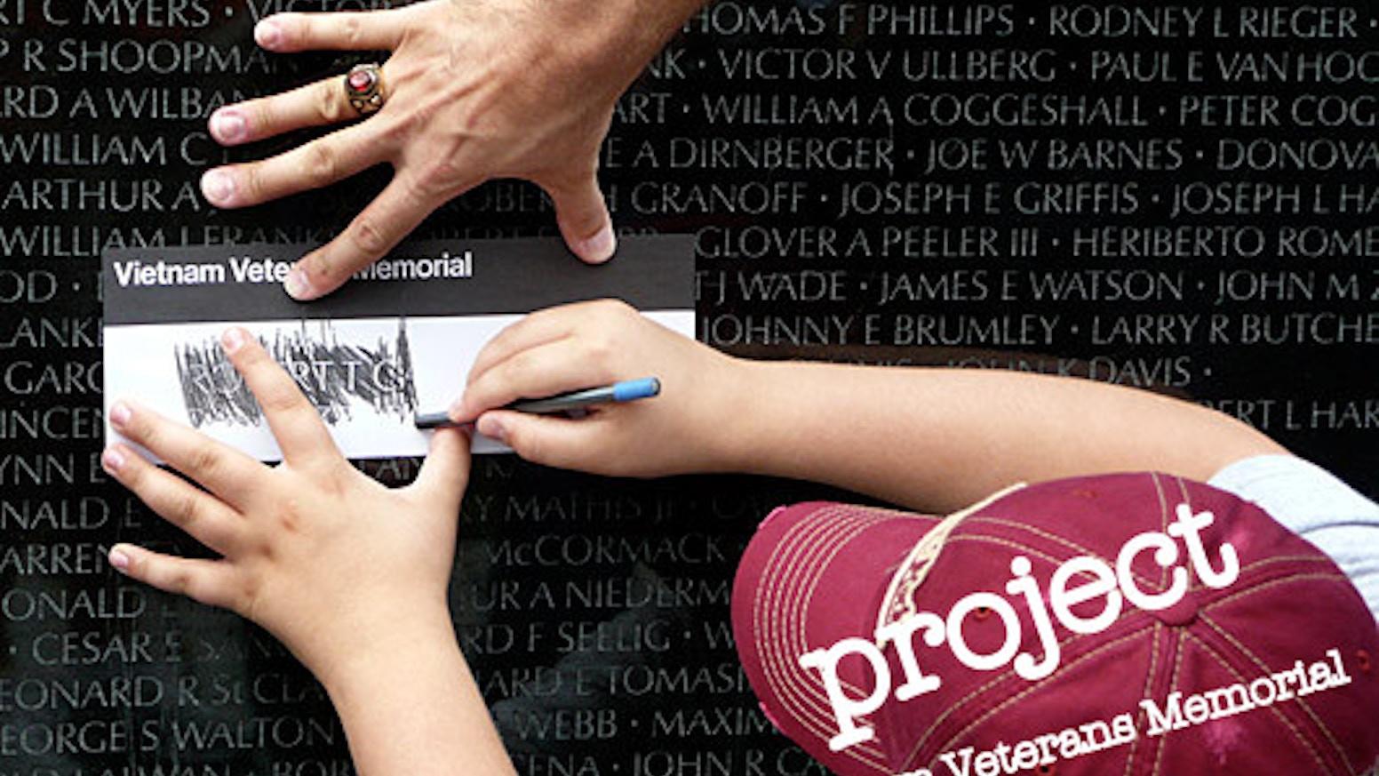 The Vietnam Veterans Memorial Project by Dante Frongillo — Kickstarter