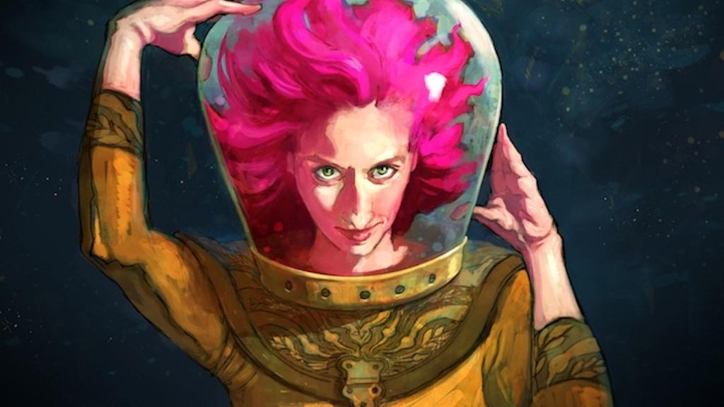 The Sky is Calling: Kim Boekbinder's SPACE! album project video thumbnail