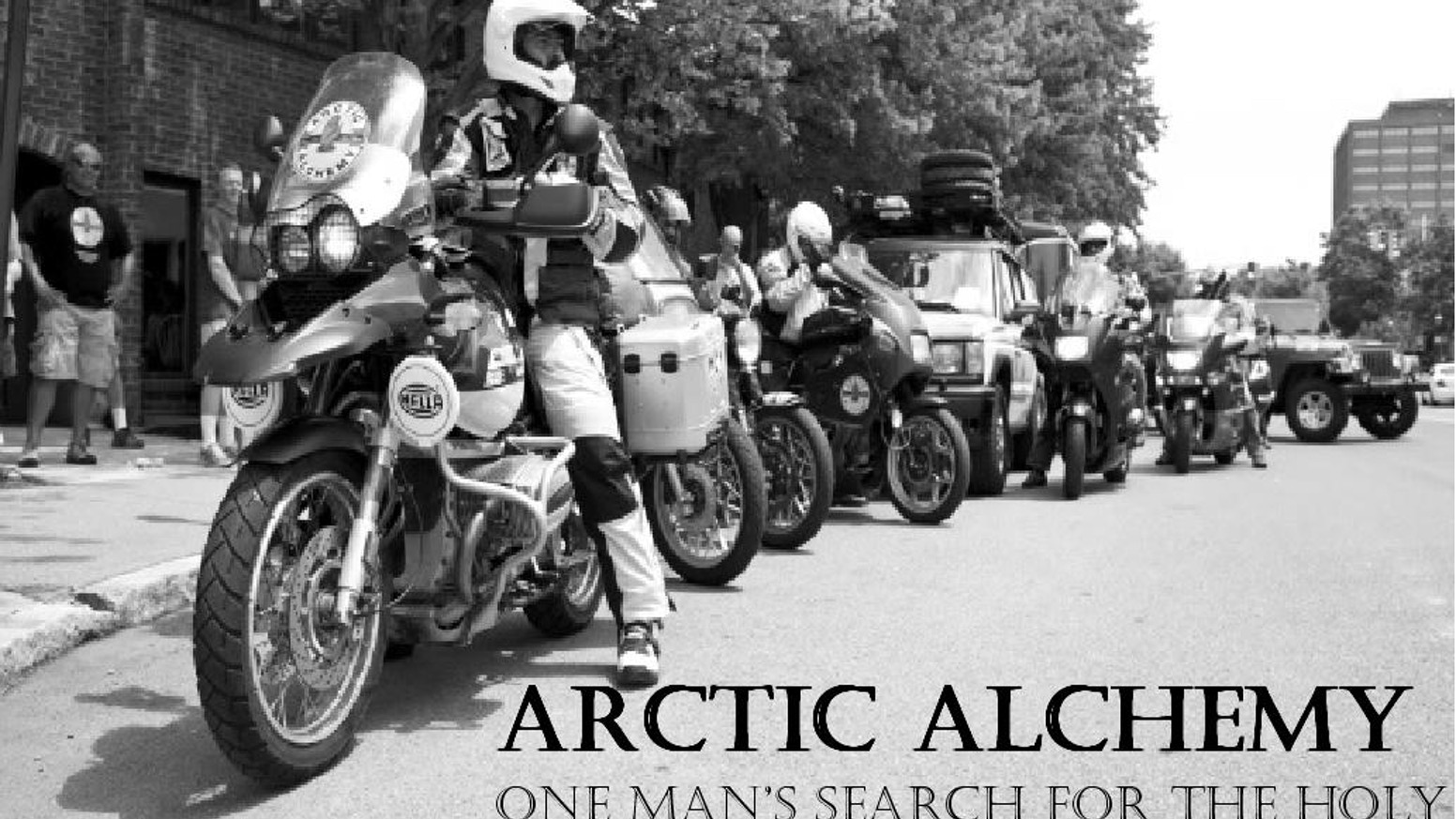 Jew Detector: Arctic Alchemy- One Man's Search For The Holy Grail Of