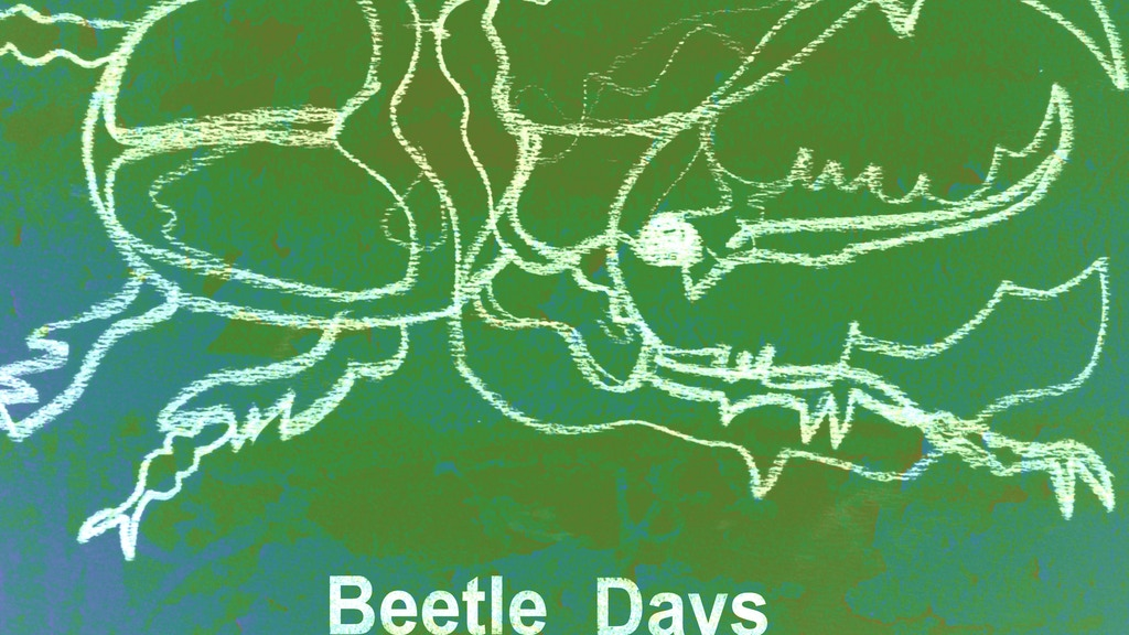 Beetle Days: A Novel project video thumbnail