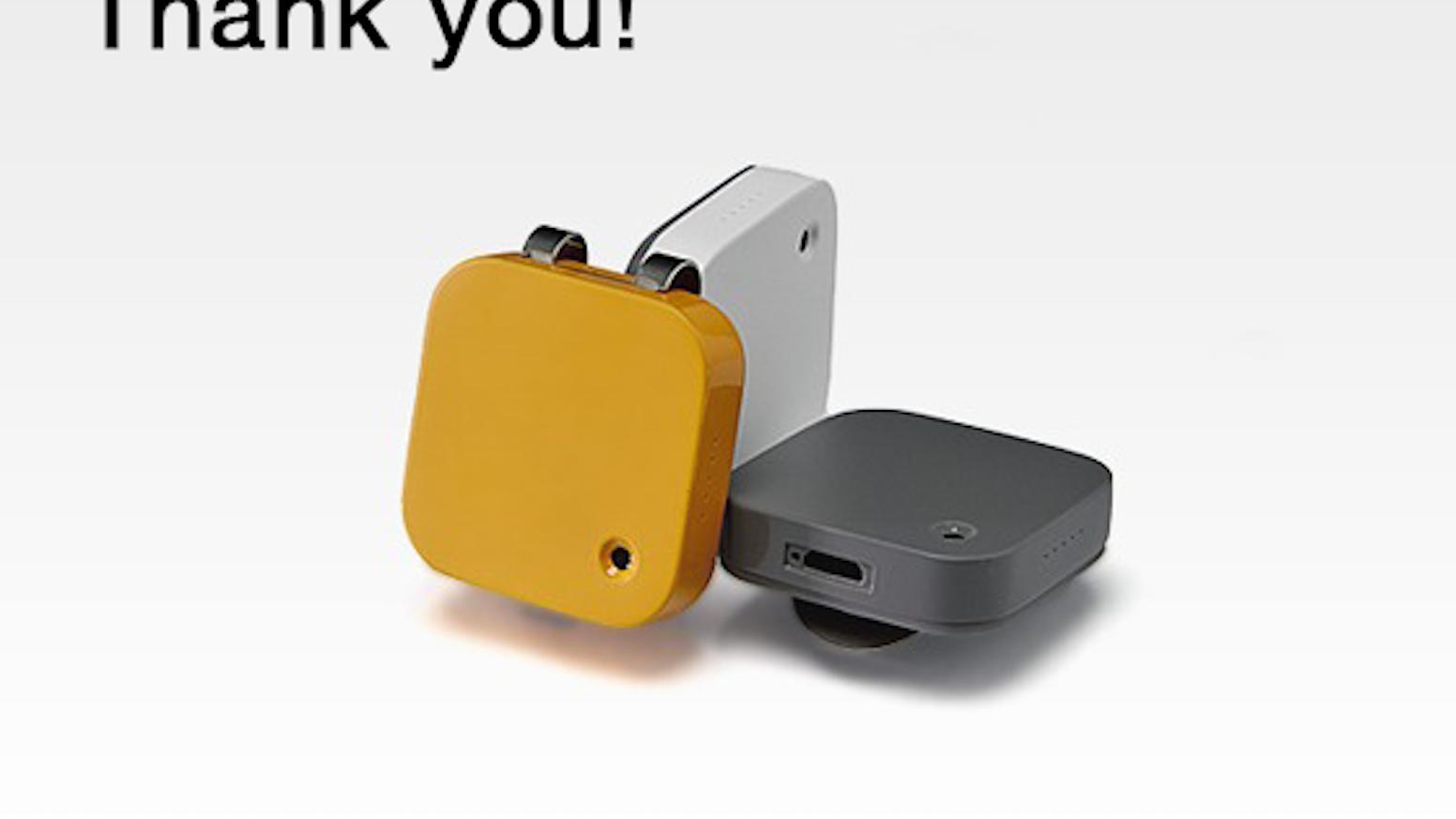 Memoto Lifelogging Camera By Kickstarter Belgian Startup Lets You Build Circuit Boards Online Wired Uk