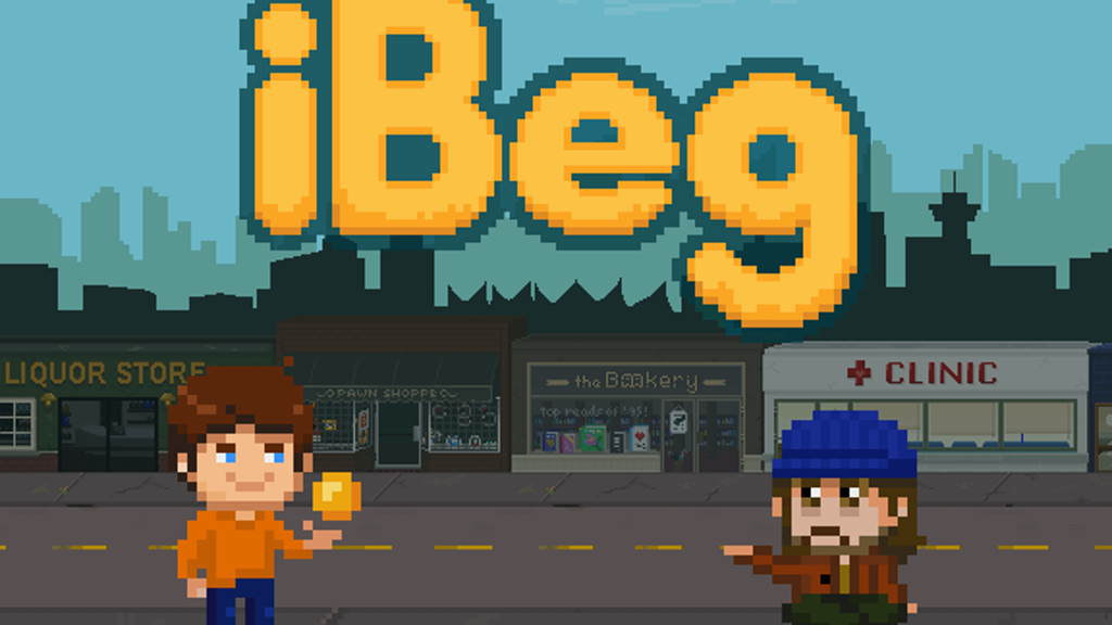 iBeg - A Game For Social Change project video thumbnail