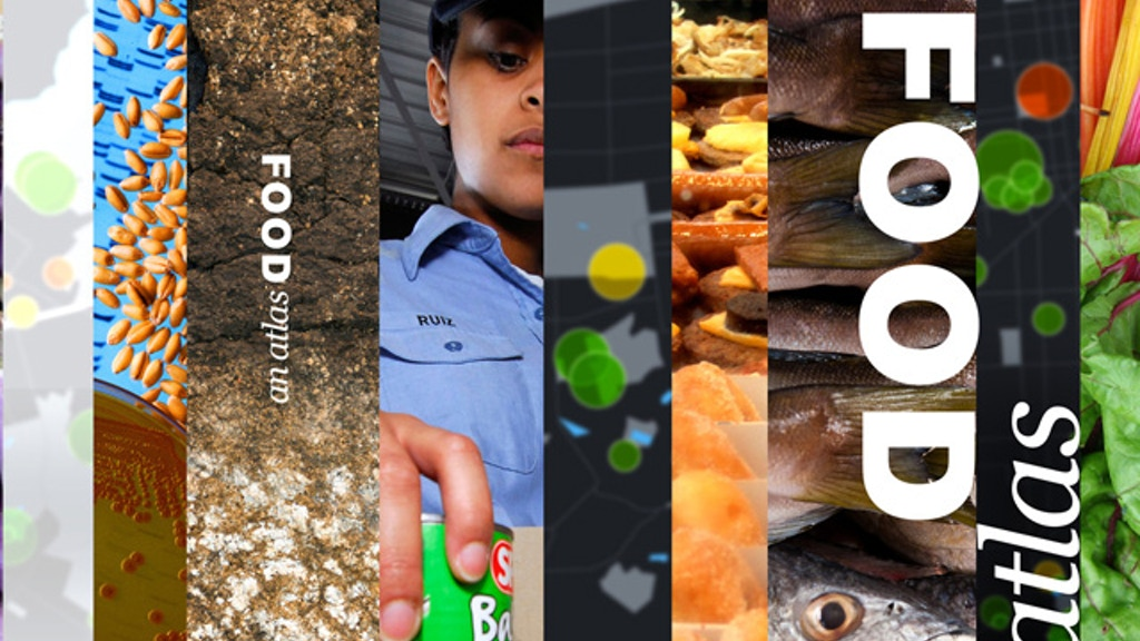 Food: An Atlas project video thumbnail