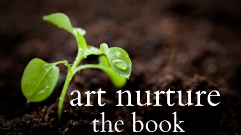 Art Nurture: The Book project video thumbnail
