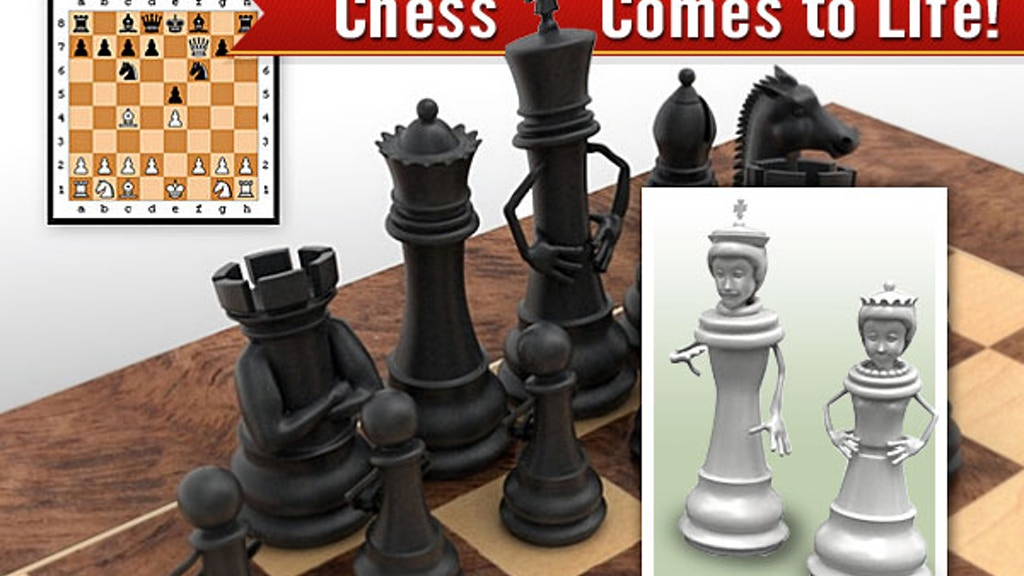 Project image for Chess Peeps -- Chess comes to life!