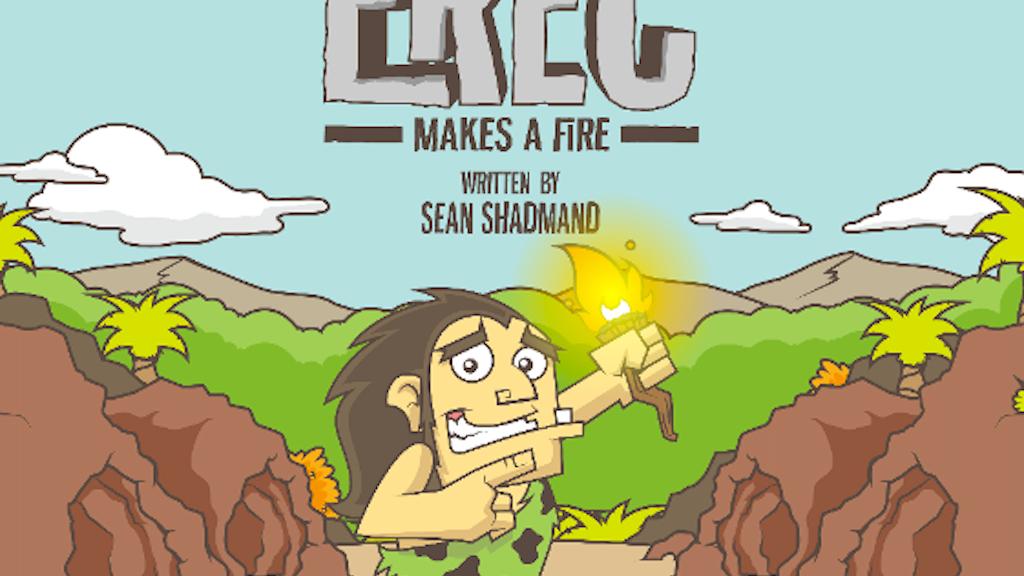 Erec Makes A Fire project video thumbnail