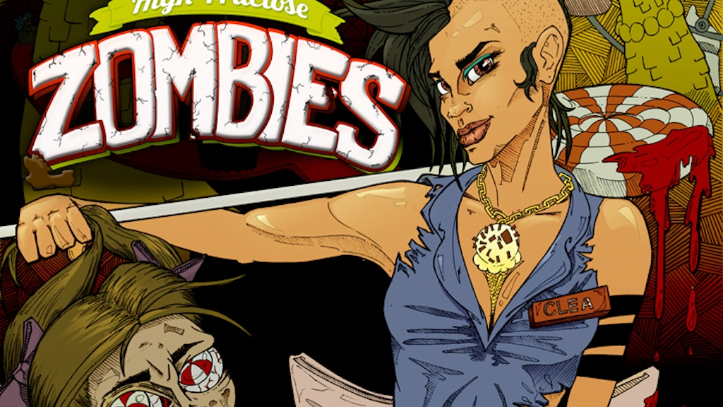High Fructose Zombies project video thumbnail
