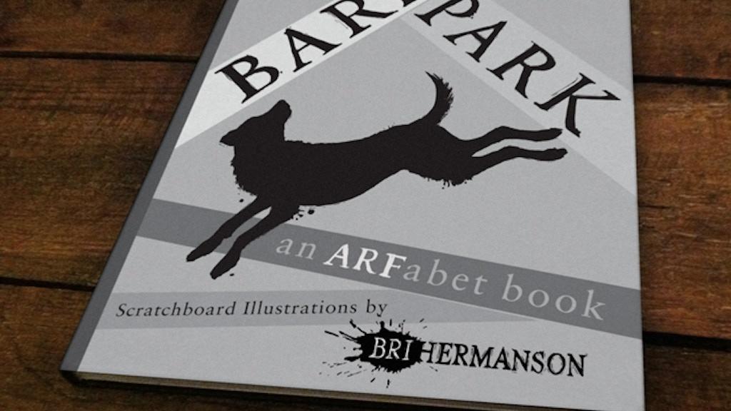 BARK PARK: An ARFabet Book project video thumbnail