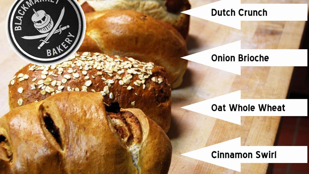 Blackmarket Bakery Kneads Dough! project video thumbnail
