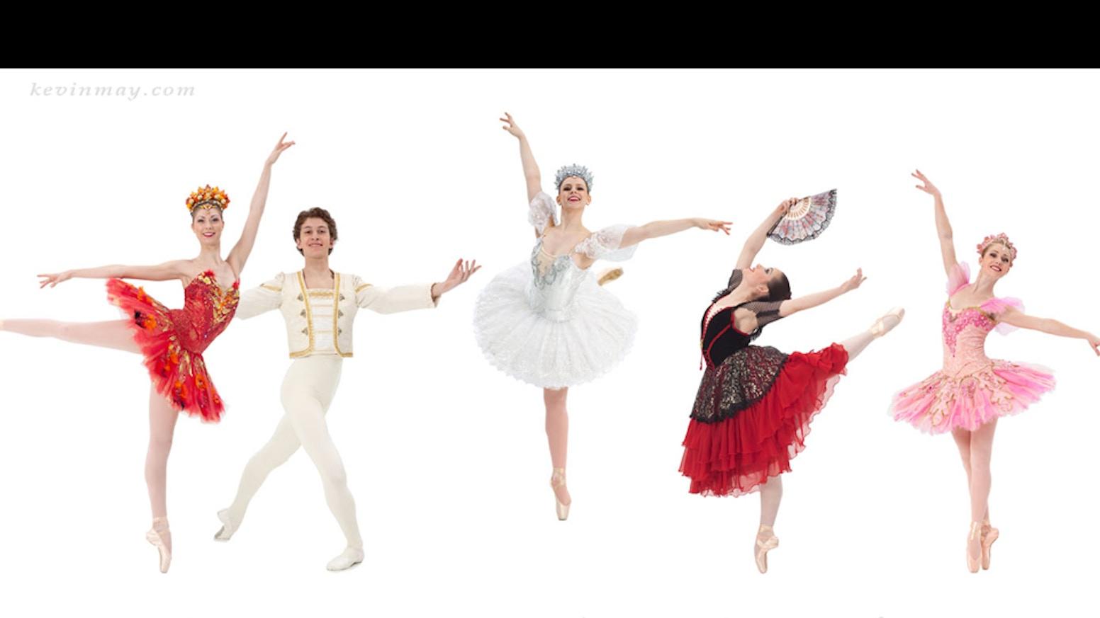 Peoria Ballet Nutcracker Backdrop by Linda Baker — Kickstarter