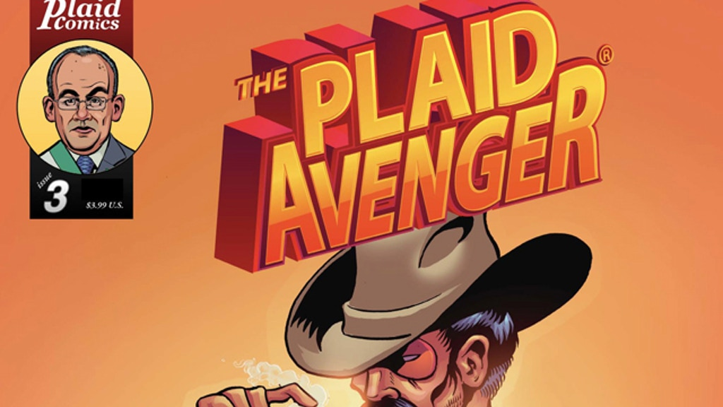 Interactive educational comic/app: Plaid Avenger in Mexico! project video thumbnail