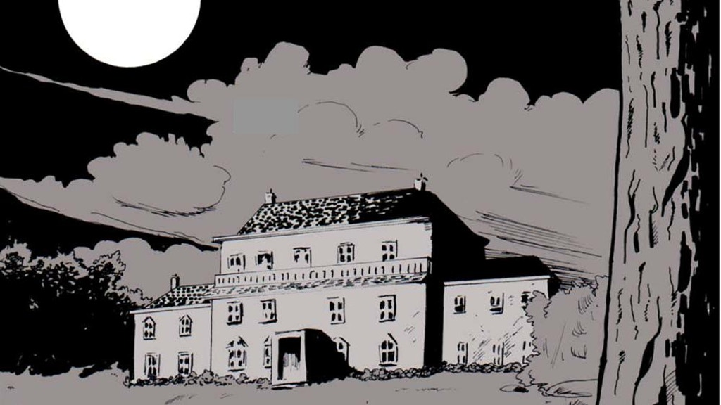 The Realm - Mexican Ghost Story - My First Graphic Novel project video thumbnail