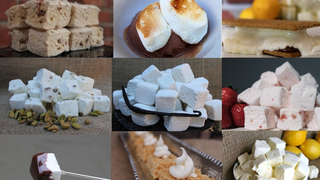 Sugar Knife Marshmallows. Small Batch. Big Flavor. project video thumbnail