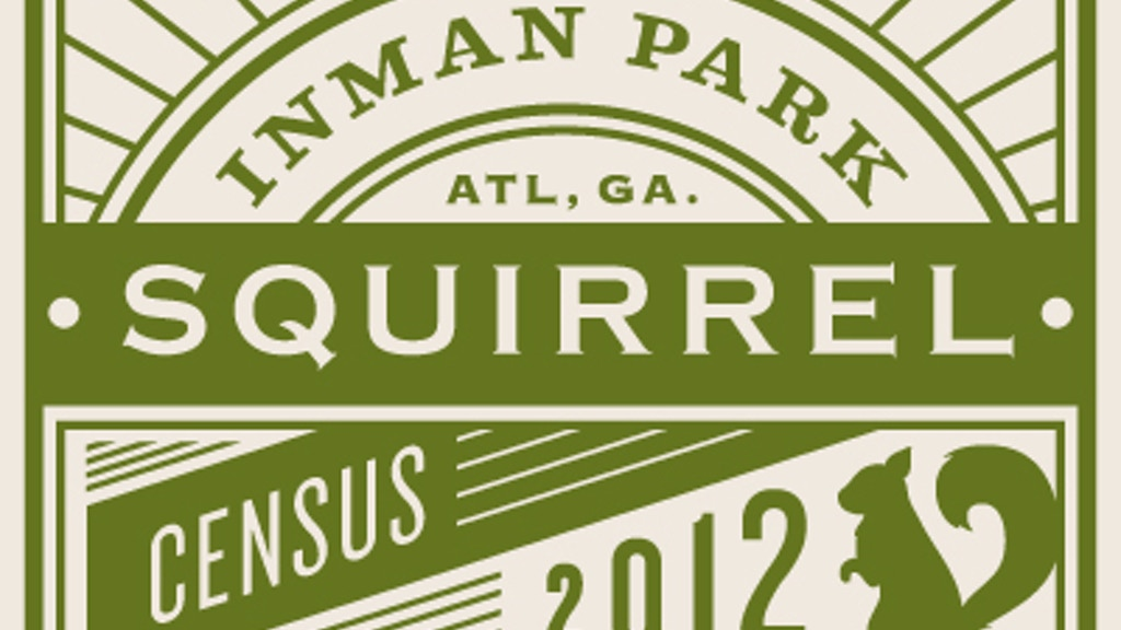 Inman Park Squirrel Census project video thumbnail