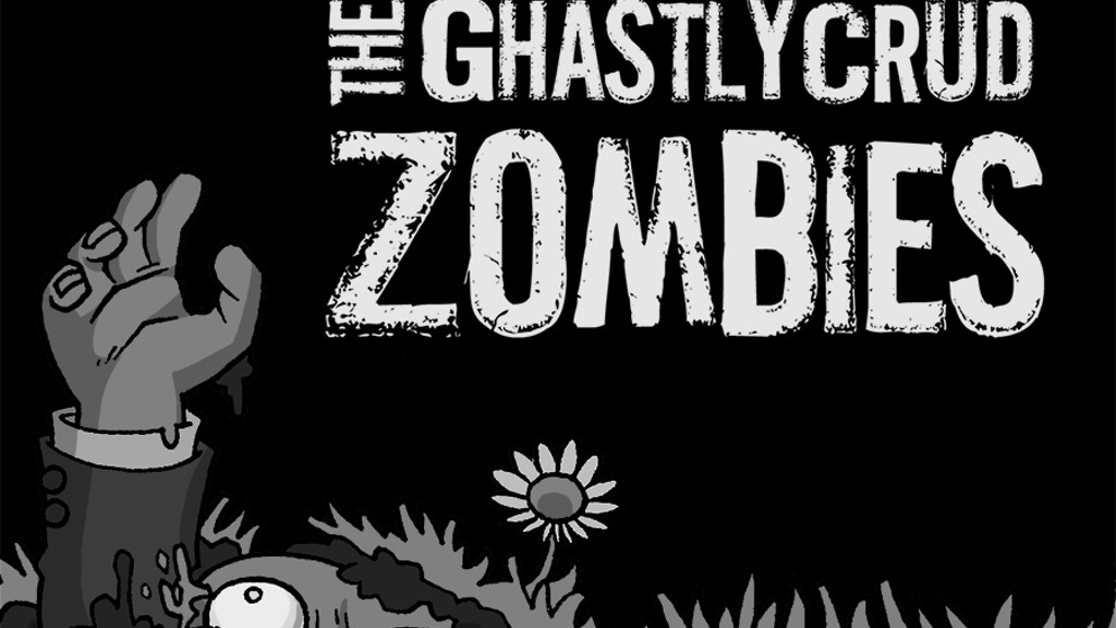 The Ghastlycrud Zombies project video thumbnail