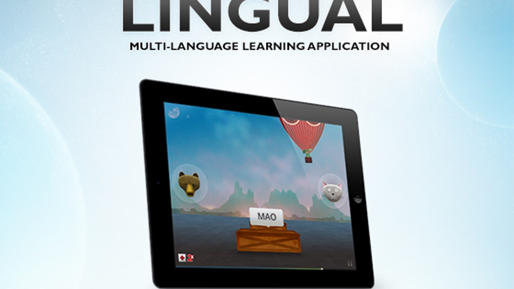 Lingual: The Multi-Language Learning Application project video thumbnail