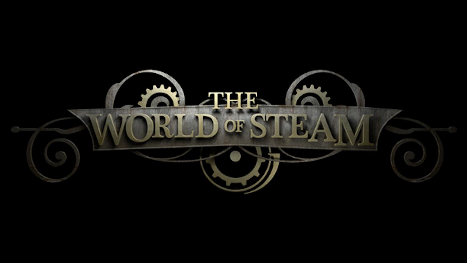 The World Of Steam By Matt King Kickstarter Holder Scraf Silvertone Metal Sci Fi Fashion Circuit Board Is A Set Twilight Zone Like Episodes In