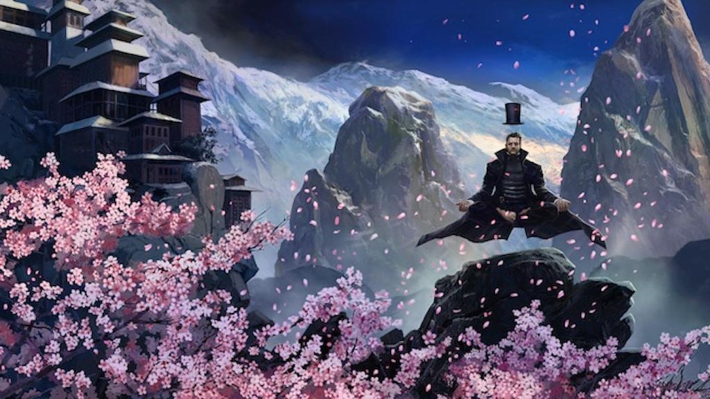 HATTER M:  Zen of Wonder project video thumbnail