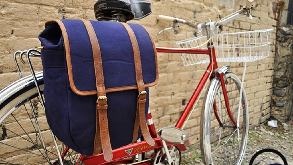 United By Blue Organic Bike Bags project video thumbnail
