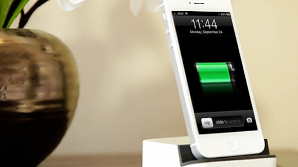 iPhone 5 Dock. iPad Dock. iPad Mini Dock. All in 1. project video thumbnail