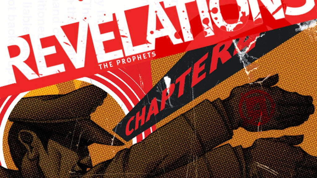 Revelations: Chapter 4 project video thumbnail