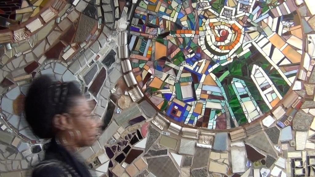 Phase 2 of Mosaic & Mural at Newkirk Plaza Subway Station project video thumbnail