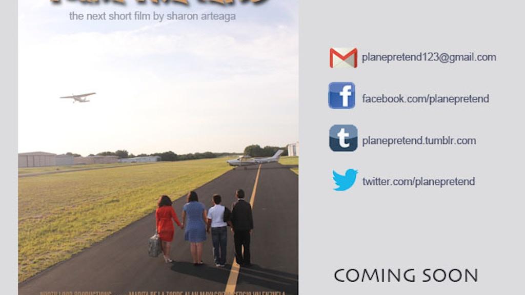 Plane Pretend (a short film) project video thumbnail