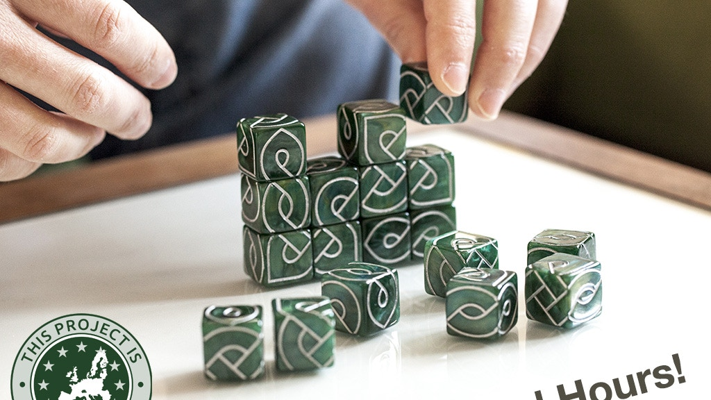 Knot Dice: Celtic Knot Games, Puzzles, and Art project video thumbnail