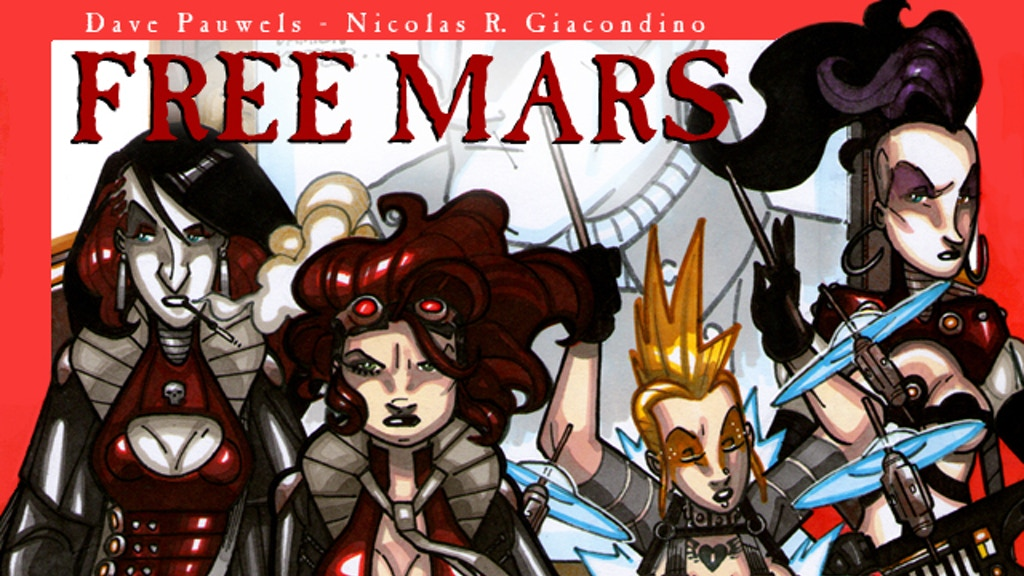 Free Mars : Ashes2Ashes project video thumbnail