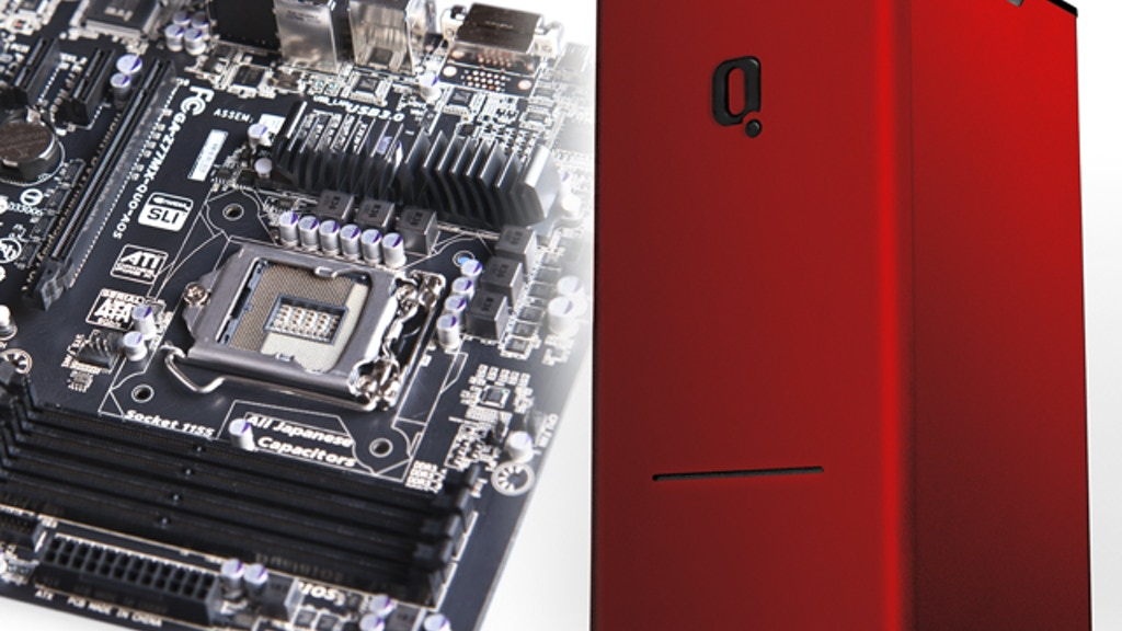 projectQ - Run Any OS: The Unique Motherboard project video thumbnail