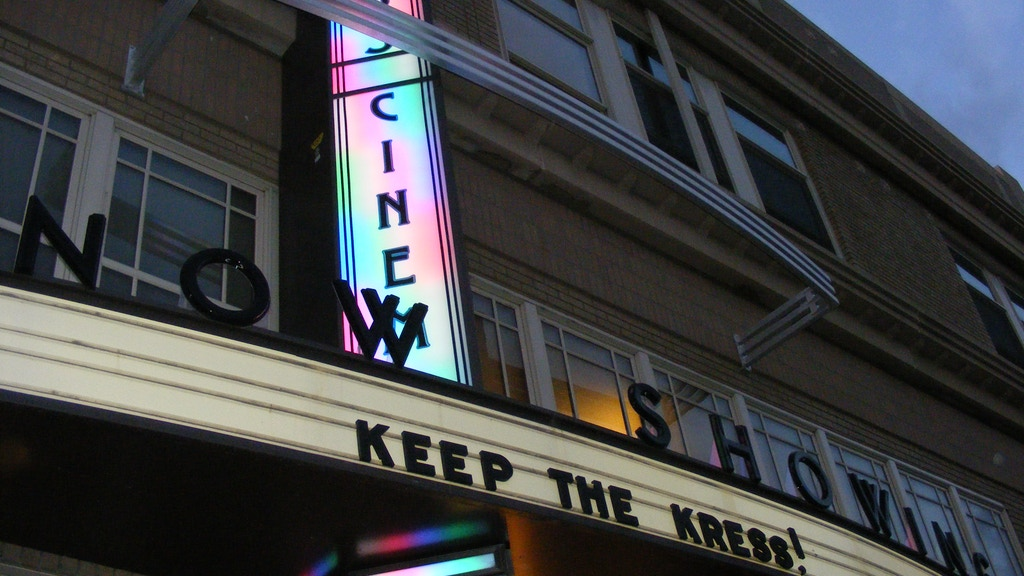 Keep The Kress! project video thumbnail