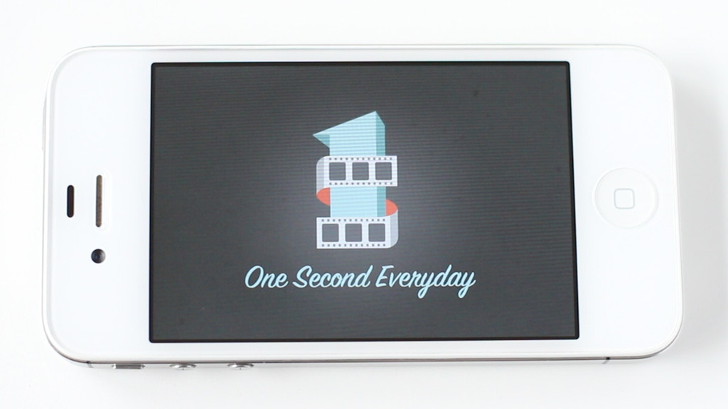 1 Second Everyday App project video thumbnail
