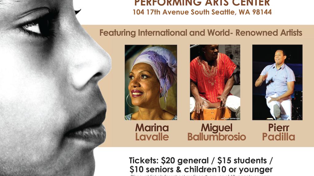 DE INGA Y MANDINGA: AFROPERUVIAN TRIBUTE TO MIXED HERITAGE project video thumbnail