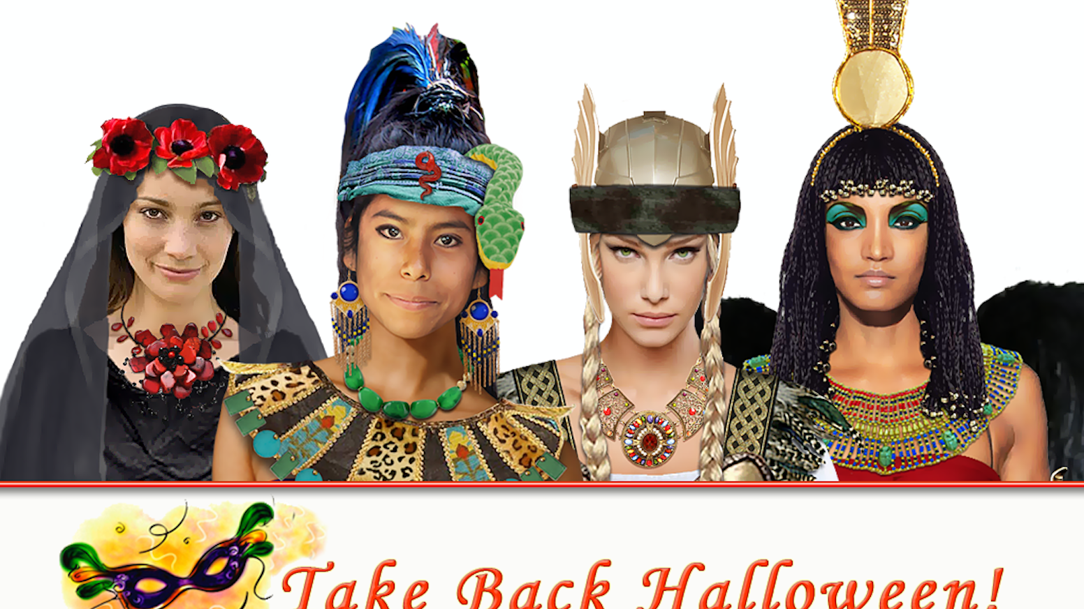 Take Back Halloween In 2013 By Suzanne Scoggins Kickstarter