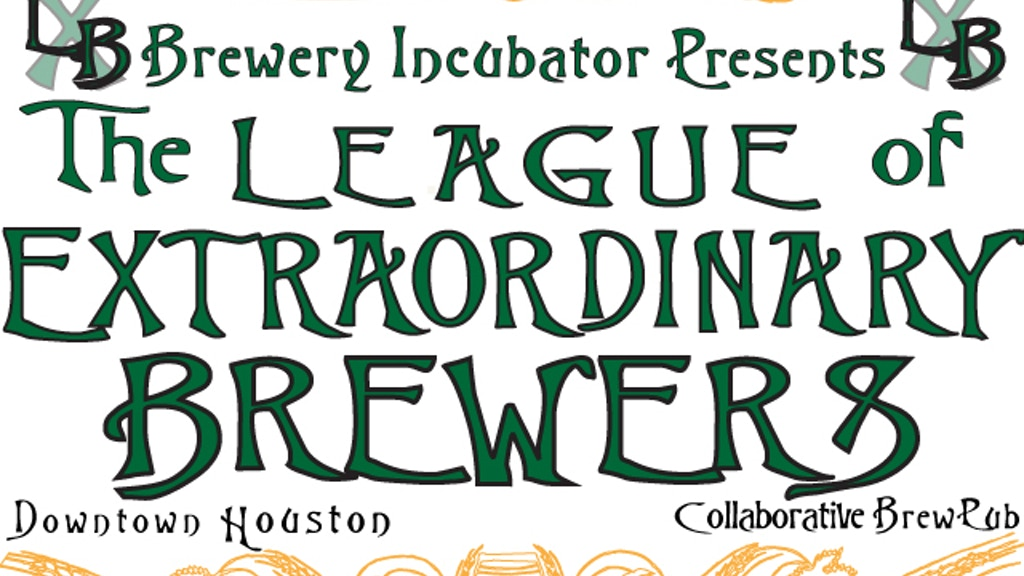 The Brewery Incubator: Co-working Brewery, Collaborative Pub project video thumbnail