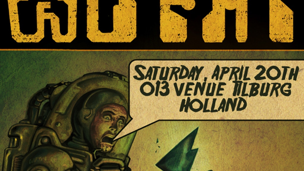 Wo Fat is going to Europe! project video thumbnail