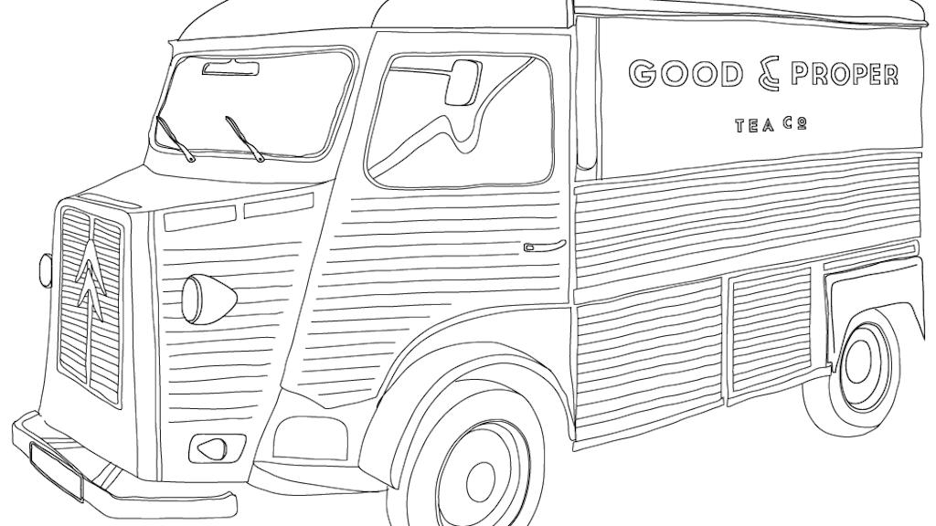Good & Proper Tea: London-based loose-leaf brew bar project video thumbnail