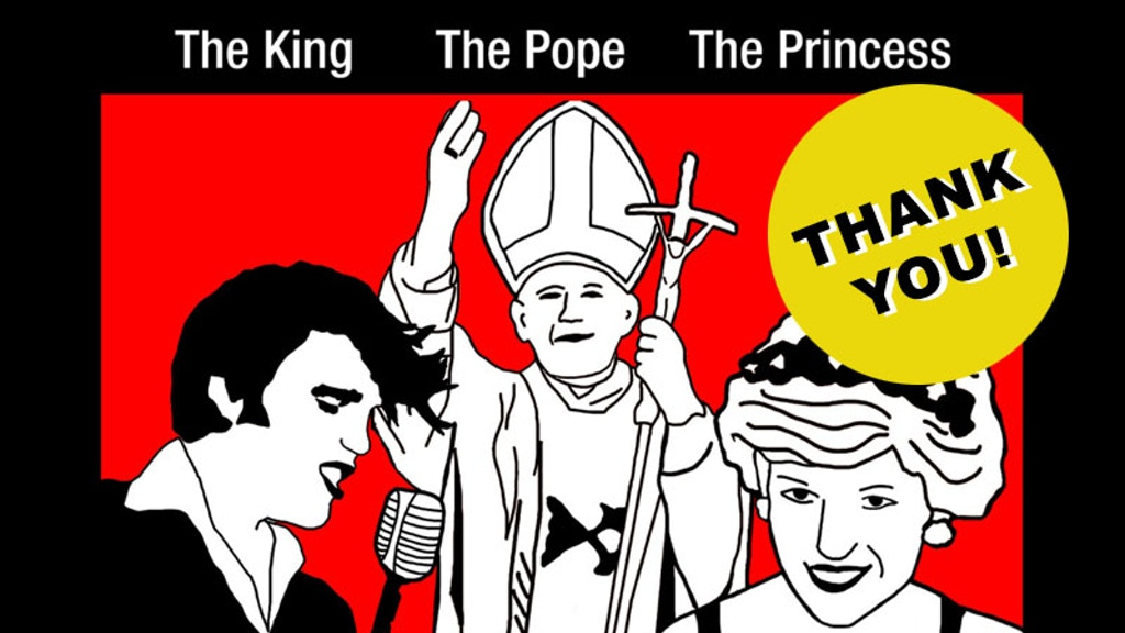 THE FAITHFUL: The King, the Pope, the Princess project video thumbnail