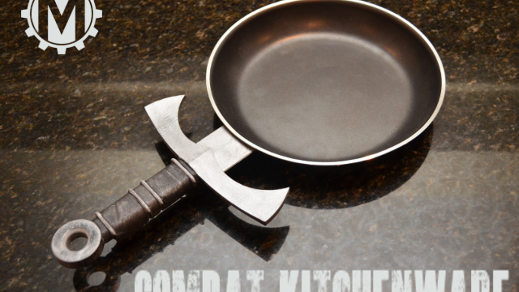 Combat Kitchenware project video thumbnail