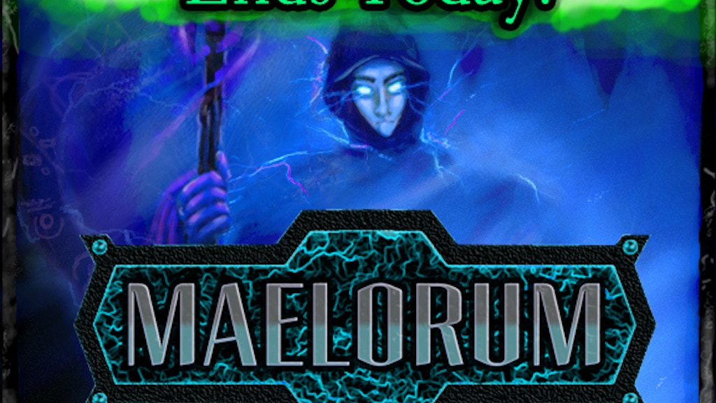 Maelorum, an epic Gamebook. project video thumbnail