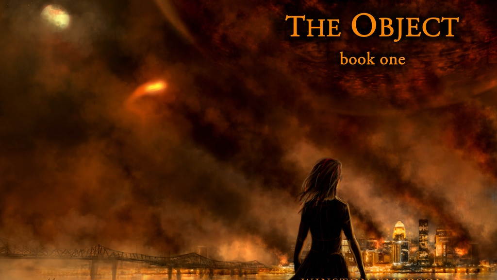The Object: Book One Official Release and Local Book Tour project video thumbnail