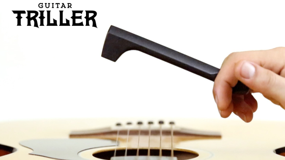 Guitar Triller: Experience A World Of New Guitar Sounds project video thumbnail
