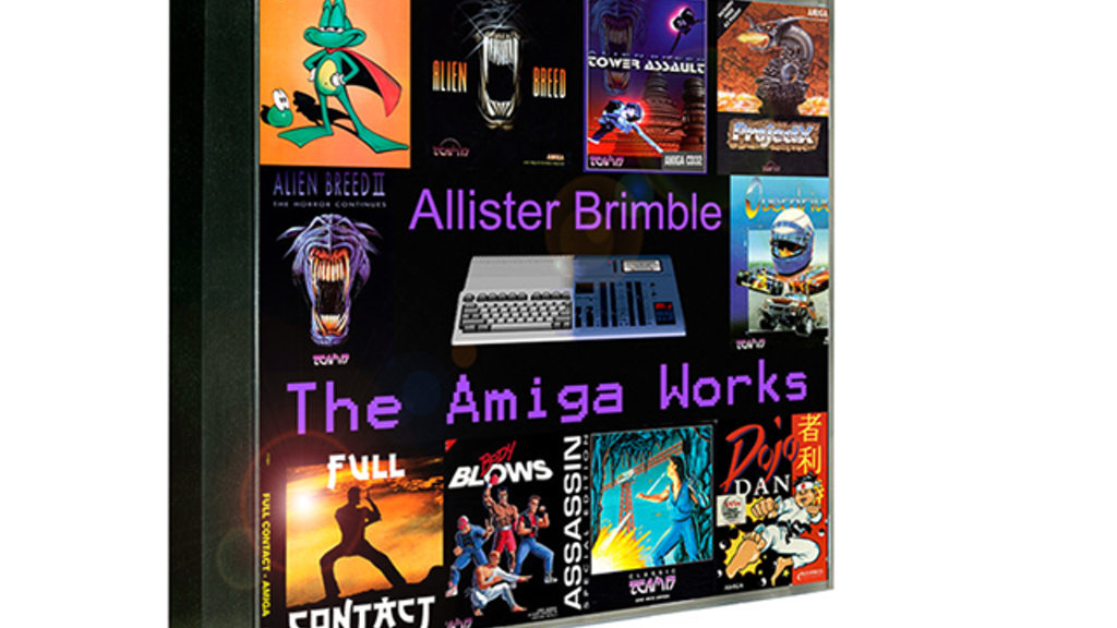 THE AMIGA WORKS project video thumbnail
