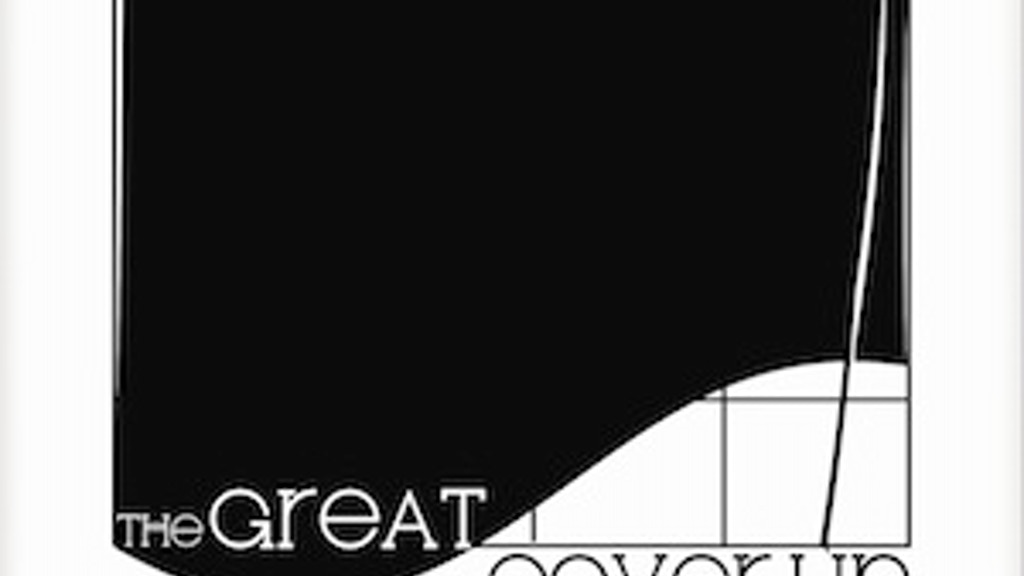 THE GREAT COVER UP - BY Joy Trachsel project video thumbnail